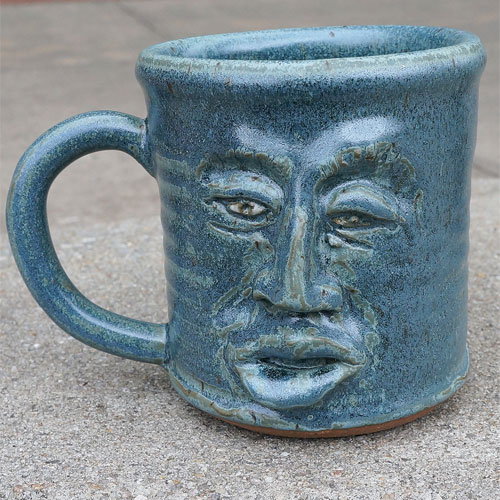 Sams Ugly Face Mug DP907