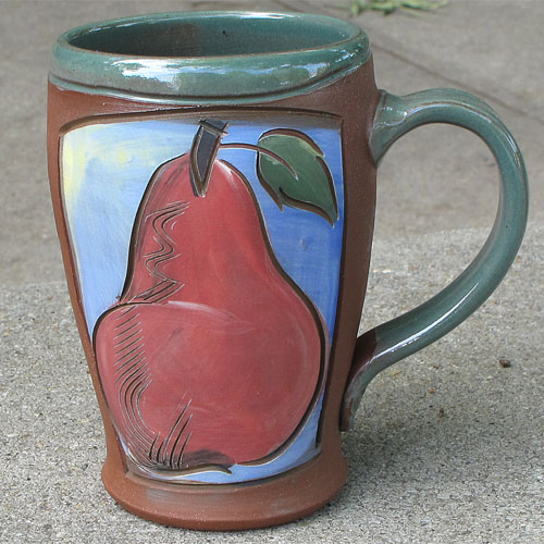 Stas Pear Mug DP665