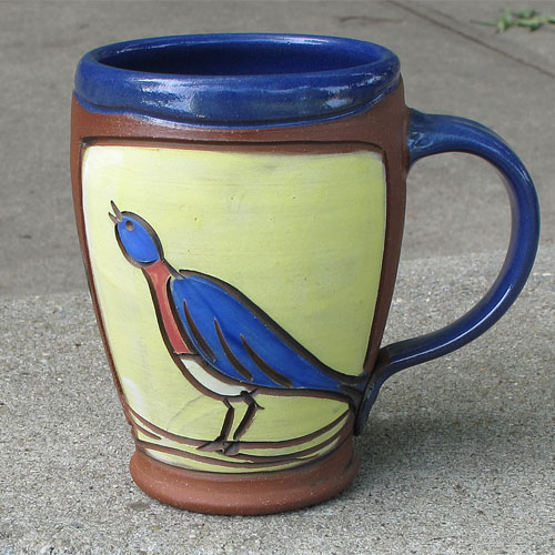 Stas Bird Mug DP666