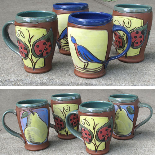 Stas Mix & Match 2 Mugs DP682