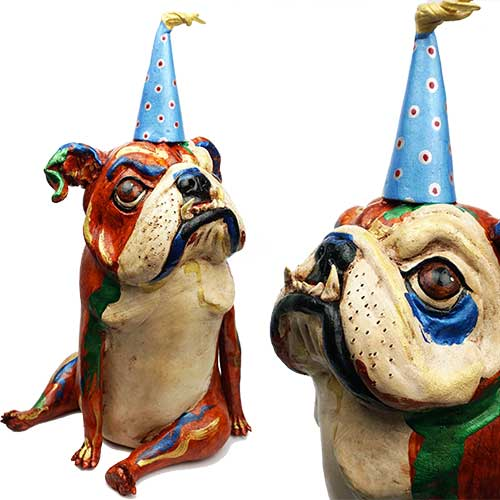 McGovney Party Dawg Bulldog DP2166