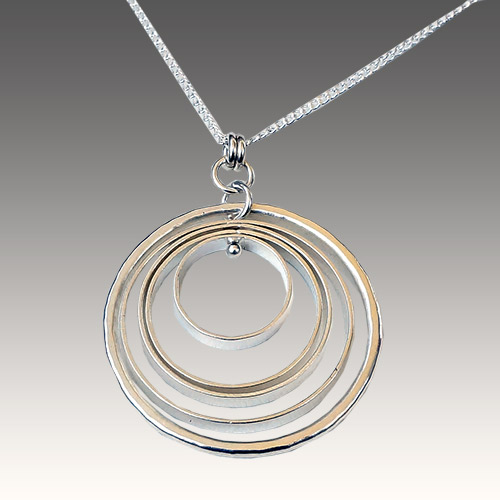 Torello Necklace Orbital Tauri Pendant JN2043