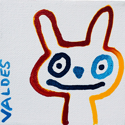 Valdes 4x4 Smiley - Sketchy WP1023