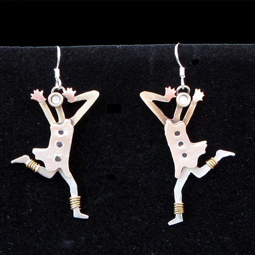 Whitney Earrings Hurly Burly Dancing JE1420 SOLD