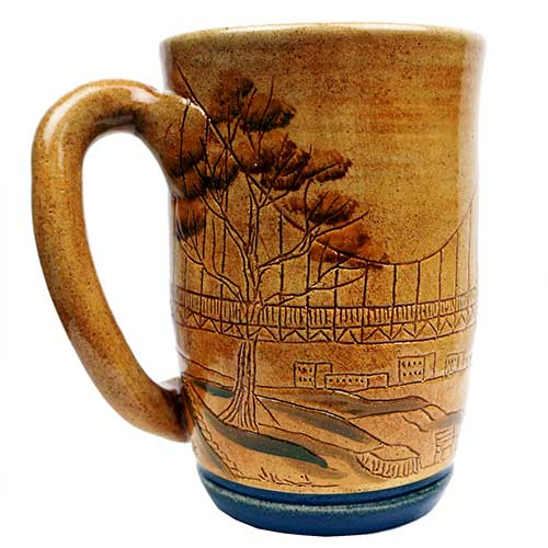 Eugene Liberty Bridge Mug DP1811
