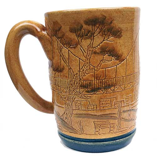 Eugene Liberty Bridge Mug DP1813