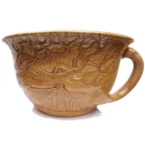 Eugene Large Tree  Batter Bowl DP2091
