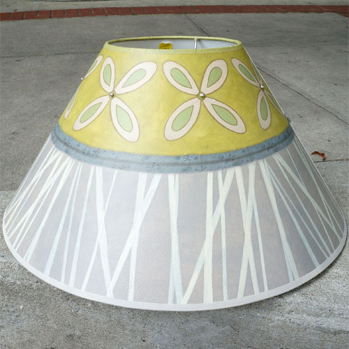 Ugone and Thomas Lamp Shade Lg FL313