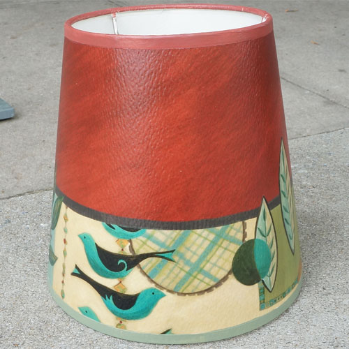 Ugone and Thomas Lamp Shade Sm FL319