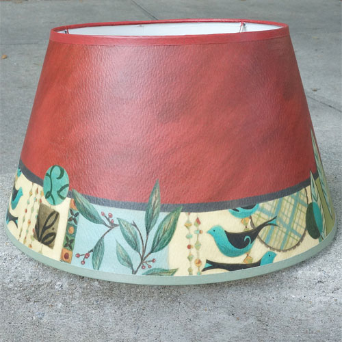 Ugone and Thomas Lamp Shade Med FL322